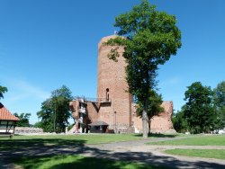 Kruszwica Medieval Castle