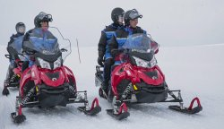Gargia Lodge Snowmobile Adventures