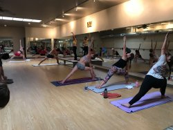 Sweet Heat Hot Yoga