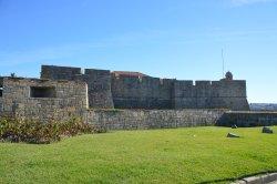Fortress Sao  Joao Baptista
