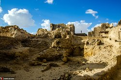Temple of the Oracle of Amun / Aghurmi