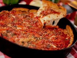 Mr Gilbertis Place Chicago Italian Pizza Pasta