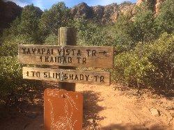 Yavapai Vista Trail