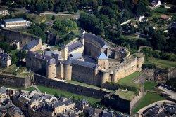Het Kasteel-fort van Sedan