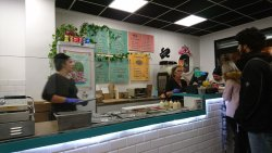 TOTOPO Mexican food