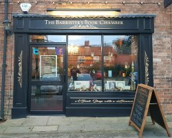 The Barrister's Book Chamber