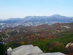 Bugaksan Mountain