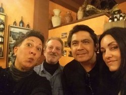 nuovi amici dal Brasile....è stato un piacere e un onore avervi conosciuto e serviti...Grazie