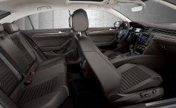 VW Passat B8 Highline Interior