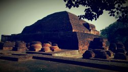 Stupa of Sariputra