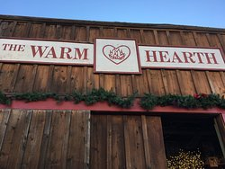 The Warm Hearth