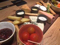 Plateaux de charcut & fromage