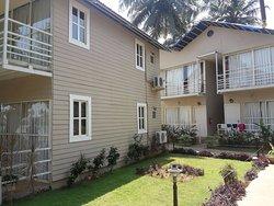 A beautiful place to stay near Baga Beach