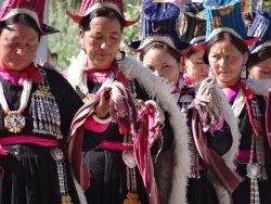 Traditional danse