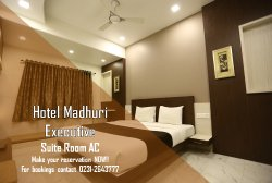 Hotel Madhuri Executive Kolhapur