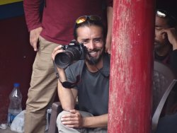 Sonam Dorjey Kushala - Director Wandering Wisdom