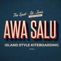 Awa Salu Island Style Kiteboarding