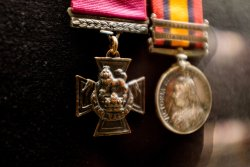 18 Victoria Crosses were awarded to Green Howards over the years.
