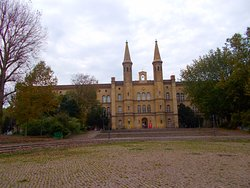 Kunstlerhaus Bethanien