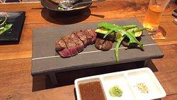 Grill table Quattro
