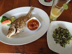 Самая вкусная рыба:)