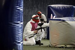 PowerPaint Indoor Paintball