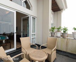 The Duplex at the Royal Orchid Fort Resort