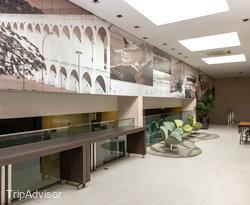 Business Center at the Novotel RJ Santos Dumont