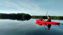 Bermain Kayak & Kano
