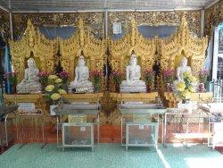 Koe Htat Gyee Pagoda