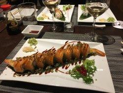 Ottimo ristorante di sushi