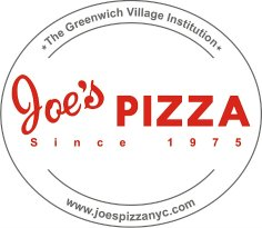 Joe's Pizza - Carmine St