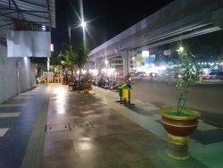 Sudirman Street Pedestrian