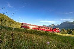 夏夫堡登山火车