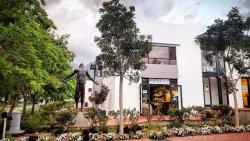 Our beautiful Healing Hub: studio, shop & spa