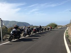 Canary Motorcycle Tours