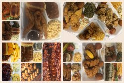 Po' Green's Southern Cuisine Food Trailer