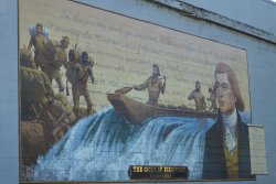 The Dalles Murals