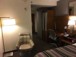 Room 506 facing Lexington Ave