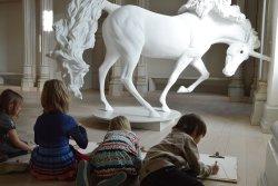 Kinderführung Plus. im Museum Art.Plus