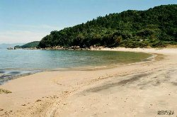 Triste Beach