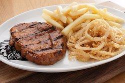 Spur Sizzling Steak