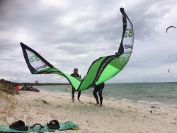 C Kite Langebaan