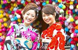 Rental Kimono Yumebijin Gion Honten