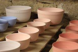 Paint & Pottery Studios