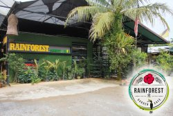 Rainforest Garden Cafe