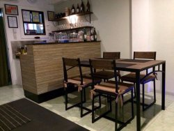 Air Conditioned Dining Room