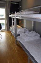 Enkla tvåvåningssängar