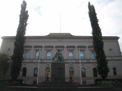 Statue of J V Snellmann