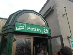 Lanova draha na Petrin (Rail on Petrin)